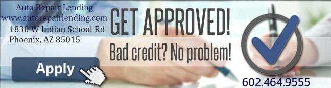 No Credit. Bad Credit. OK